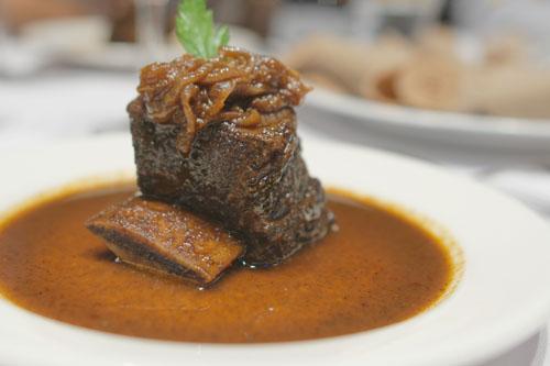 Berbere Braised Beef Short Ribs