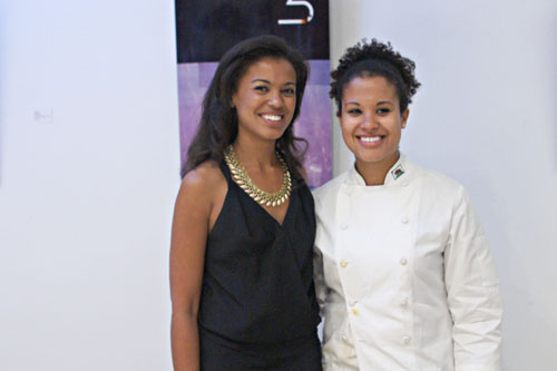 Kedist Tsadik and Becky Tsadik of Bereket Kitchen