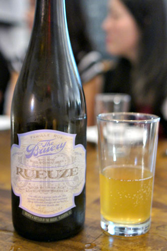 The Bruery Rueuze