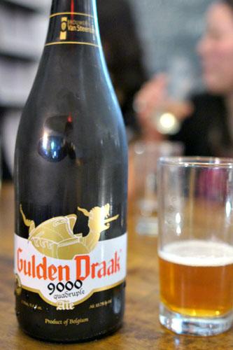 Brouwerij Van Steenberge Gulden Draak 9000 Quadruple