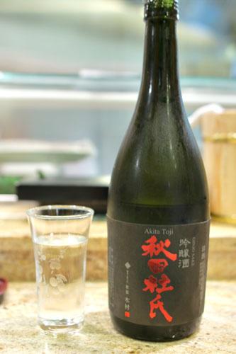 Akita Toji (Ginjo)