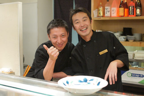 Tsutomu Saito, Daisuke Tamaki