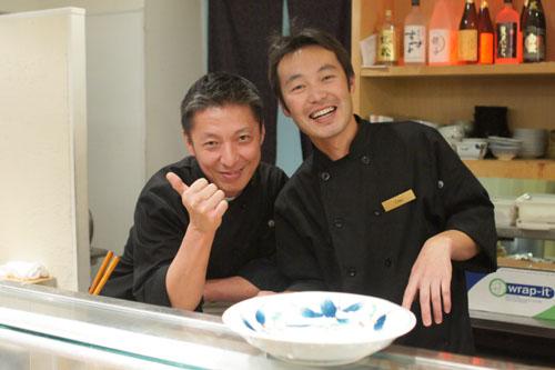 Tsutomu Saito, Daisuke Tamaki