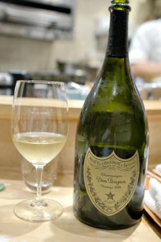 1999 Moët & Chandon Champagne Cuvée Dom Pérignon