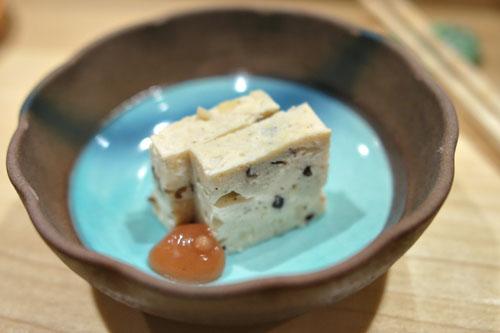 Homemade Tofu with Chicken