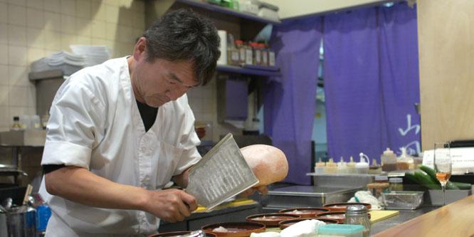 Yama-san Grating Salt