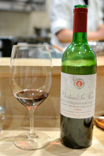 1985 Chteau La Fleur St. milion Grand Cru