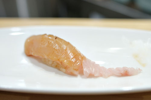 Butterfish Belly Sushi
