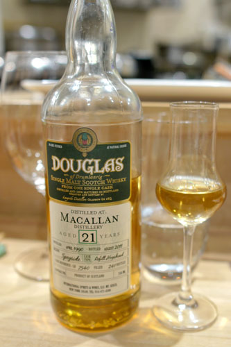 Douglas of Drumlanrig Macallan 21 Year