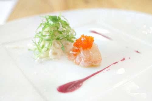 SPINY LOBSTER | DAIKON RADISH