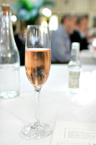 Crémant de Bourgogne Rosé, Parigot & Richard MV