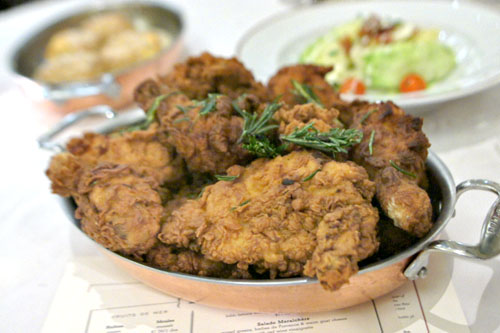 Ad Hoc Fried Chicken