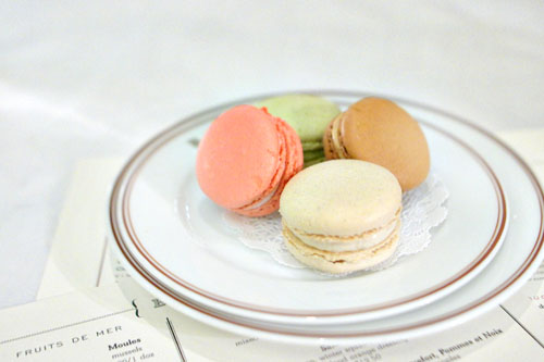 Bouchon Macarons