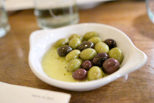 Rustic Canyon Olives