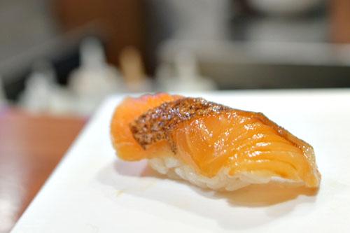 Salmon / Sake
