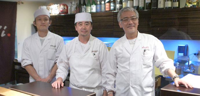 Shunji Nakao & Team