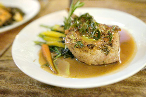 Niman Ranch Double Pork Chop