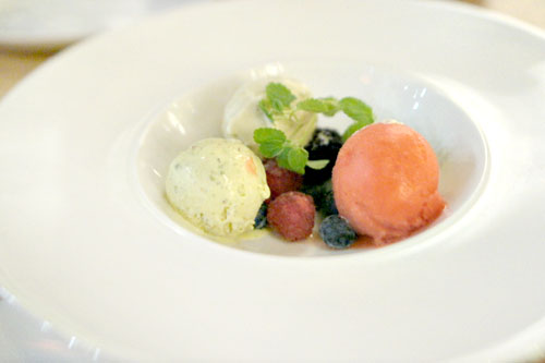 Sorbet Trio