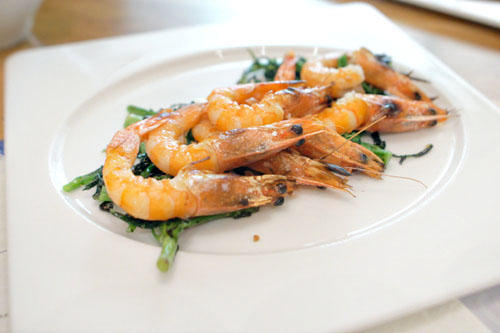 HAWAIIAN PRAWNS