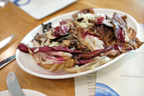 GRILLED RADICCHIO