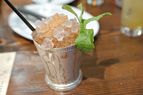 Julep on Tap