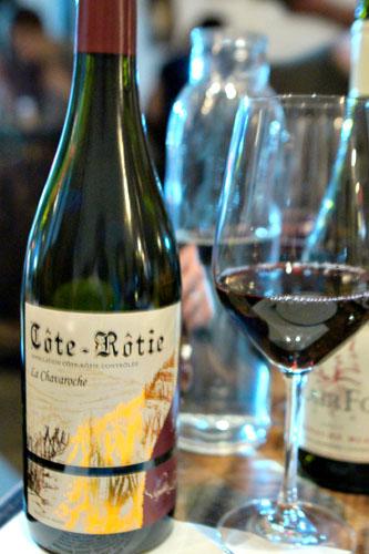 2006 Côte-Rôtie, 'La Chavaroche,' Bernard Levet, Northern Rhône