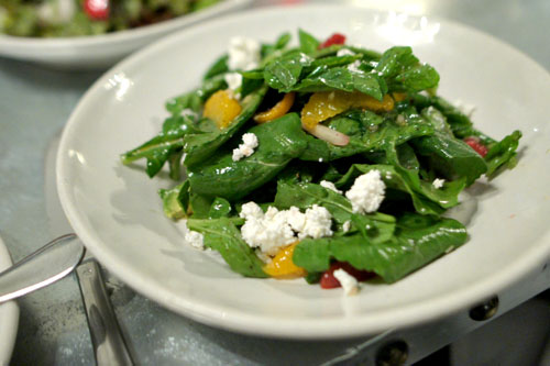 Arugula Salad, Citrus, Avocado & Feta