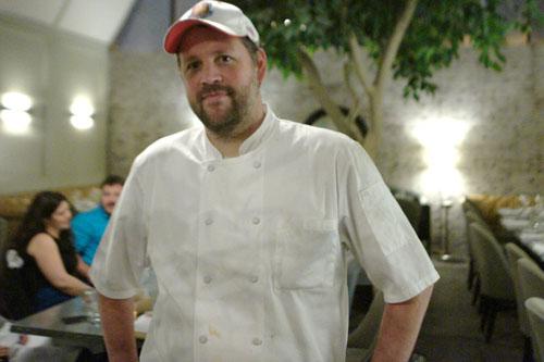 Chef Gavin Mills