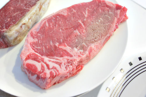 Walmart Choice New York Strip Steak