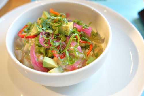 Cook Ranch Pork Ceviche