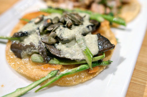 Charcoal-Roasted Portobello Mushroom