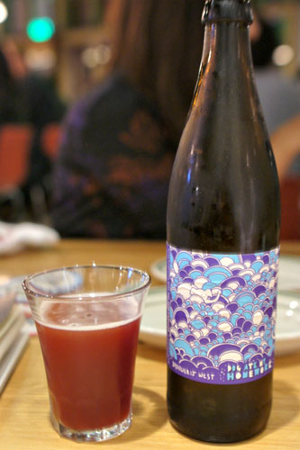 Brouwerij West, Dog Ate My Homework, Blackberry Saison