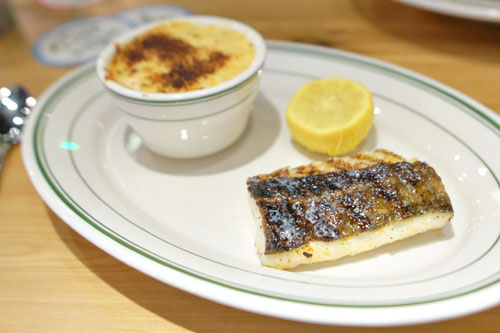 Grilled Catch of the Day