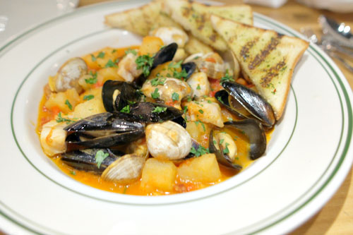 Ed's Portuguese Fish Stew