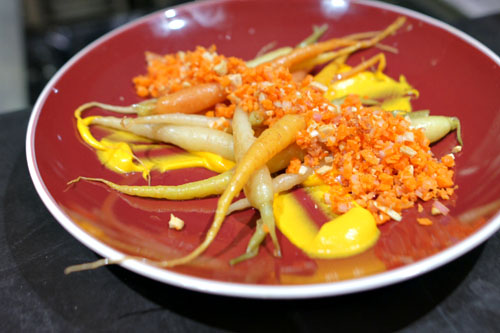 CITRUS GLAZED COUNTY LINE CARROTS