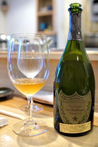 1978 Moët & Chandon Champagne Cuvée Dom Pérignon