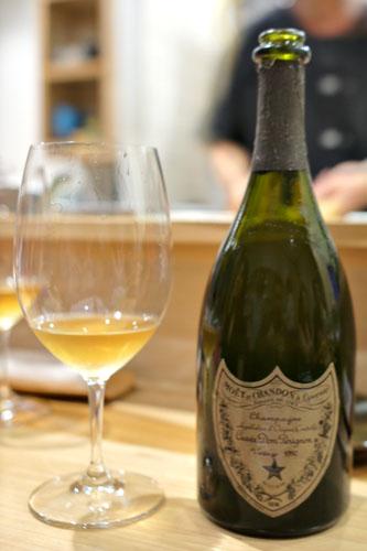 1980 Moët & Chandon Champagne Cuvée Dom Pérignon