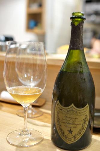 1982 Moët & Chandon Champagne Cuvée Dom Pérignon