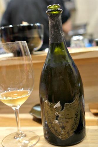 1985 Moët & Chandon Champagne Cuvée Dom Pérignon