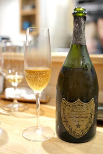 1988 Moët & Chandon Champagne Cuvée Dom Pérignon