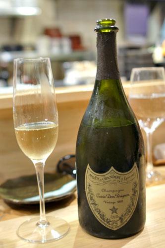 1995 Moët & Chandon Champagne Cuvée Dom Pérignon
