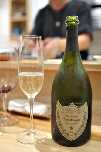 2003 Moët & Chandon Champagne Cuvée Dom Pérignon
