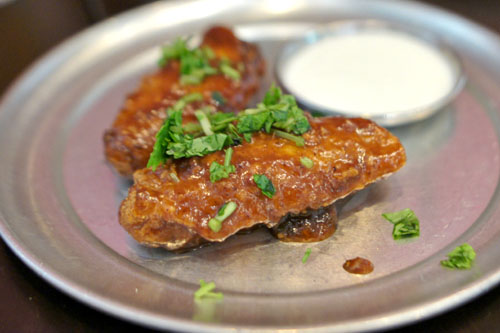 Chicken Wings a la Badmaash