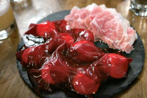 la quercia berkshire ham