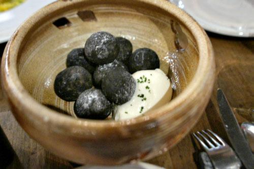 potato charcoal