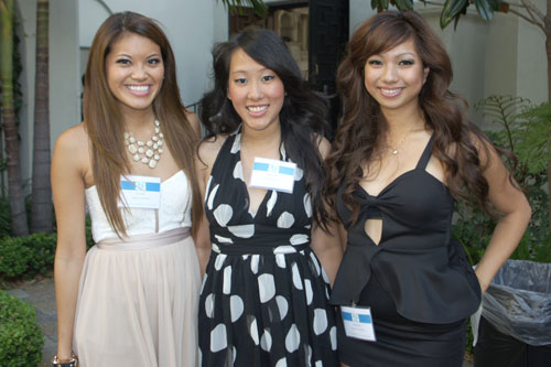 Eve Yen, Alison Ma, Mayly Tao