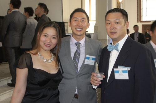 Eleanor Lem, Jason Ho, Sunny Chiou