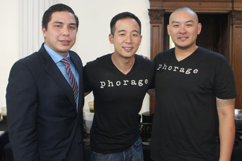 Jesse Duron, Perry Cheung, Unknown