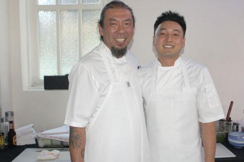 Yoya Takahashi, Wonny Lee