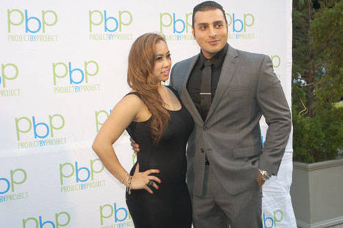 Marian Bacol-Uba & Boyfriend